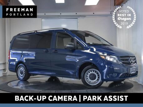 2017_Mercedes-Benz_Metris Passenger Van_Active Park Assist Back-Up Camera_ Portland OR