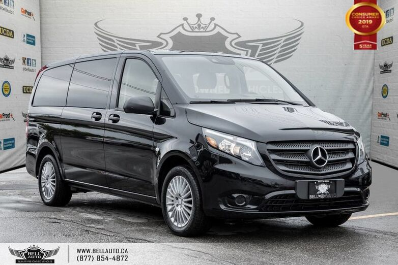 2017 Mercedes-Benz Metris Passenger Van ,NO ACCIDENT, NAVI, BACK-UP CAM, SOLD Toronto ON