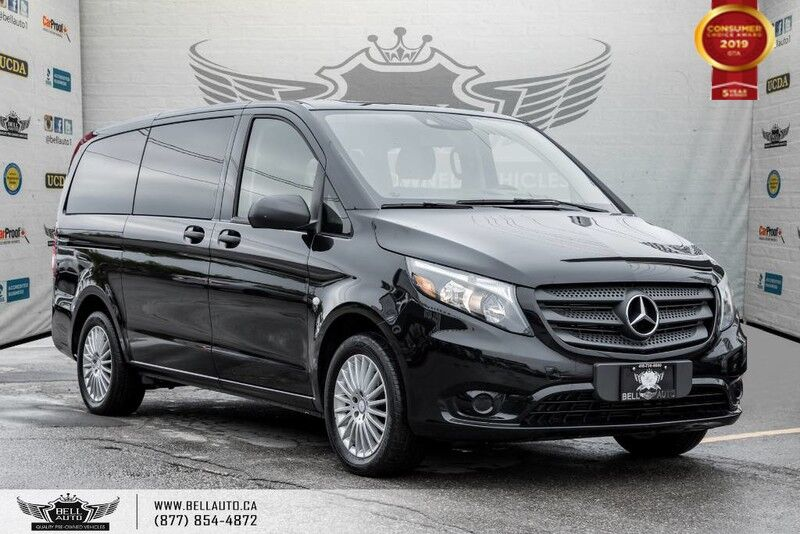 2017 Mercedes-Benz Metris Passenger Van ,NO ACCIDENT, NAVI, BACK-UP CAM Toronto ON