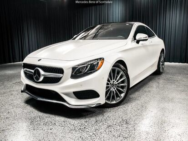 2017_Mercedes-Benz_S_550 4MATIC® Coupe_ Peoria AZ