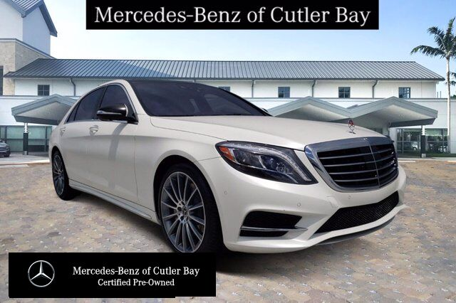 2017 Mercedes-Benz S 550 Cutler Bay FL