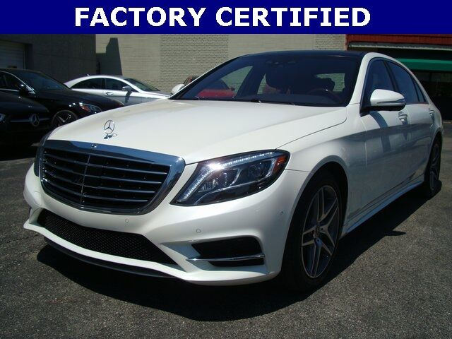 2017 Mercedes-Benz S 550 Long wheelbase 4MATIC® Indianapolis IN