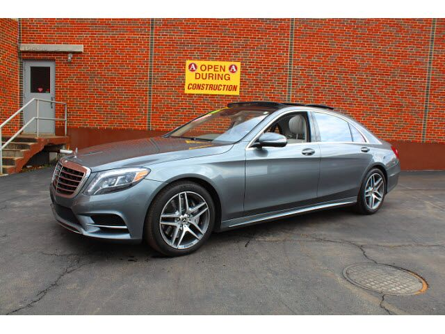 2017 Mercedes-Benz S 550 Long wheelbase 4MATIC® Merriam KS
