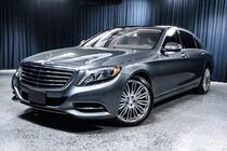 2017 Mercedes-Benz S 550 Long wheelbase