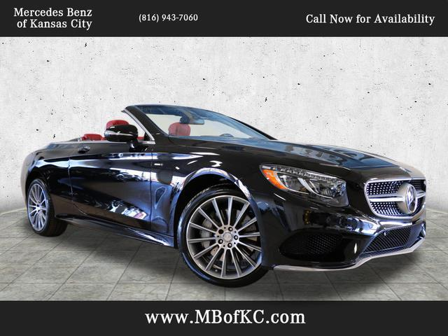2017 Mercedes-Benz S 550 Cabriolet Kansas City MO
