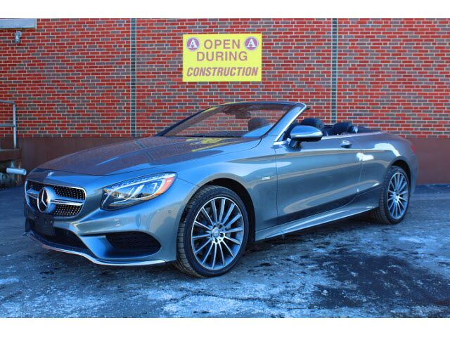 2017 Mercedes-Benz S 550 Cabriolet Merriam KS
