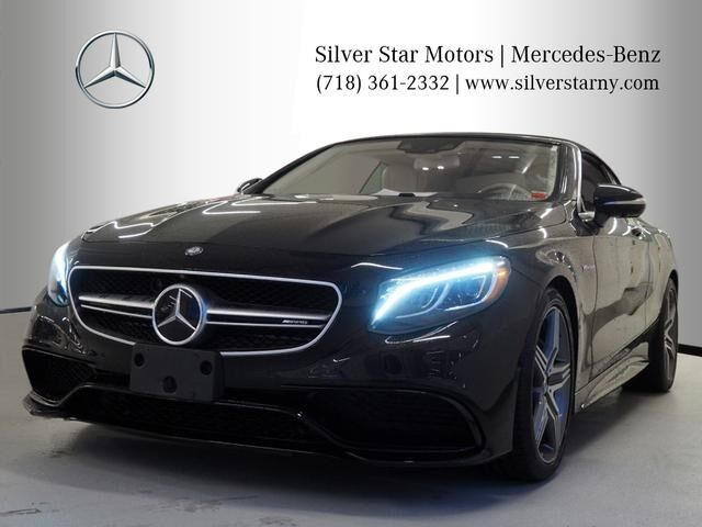 2017 Mercedes-Benz S-Class AMG® 63 Cabriolet Long Island City NY