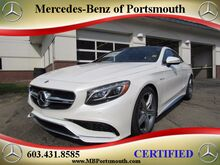 2017_Mercedes-Benz_S-Class_AMG® 63 Coupe_ Greenland NH
