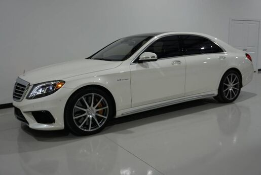 2017 Mercedes-Benz S-Class AMG S 63 Lewisville TX