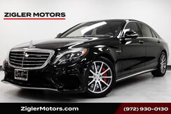 2017_Mercedes-Benz_S-Class_AMG S 63 One Owner Clean Carfax Driver Assist Plus Active Cruise_ Addison TX