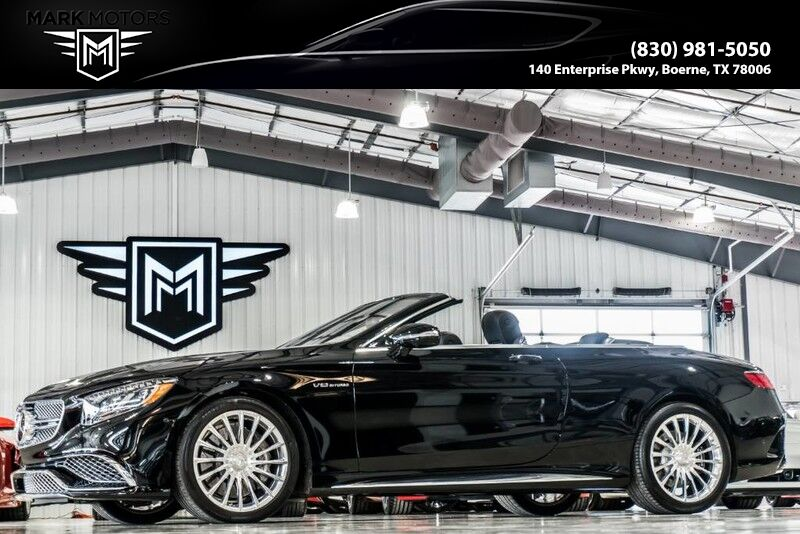 2017_Mercedes-Benz_S-Class_AMG S 65_ Boerne TX