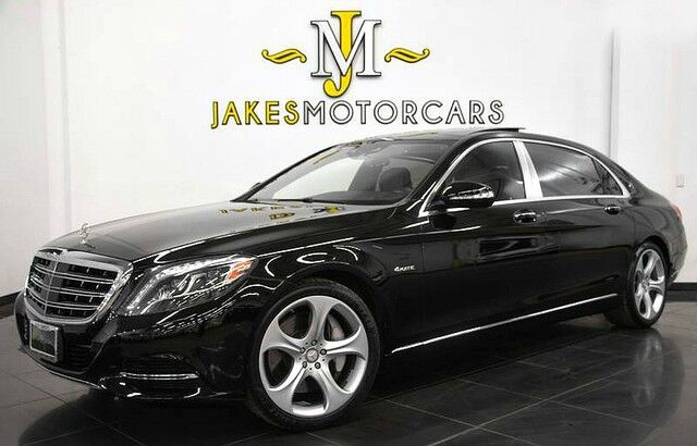 2017 Mercedes-Benz S-Class Maybach S550 4MATIC San Diego CA