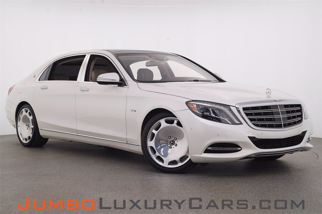 2017 Mercedes-Benz S-Class Maybach S600 Hollywood FL