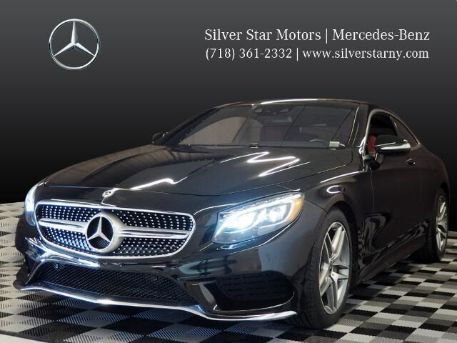 2017 Mercedes-Benz S-Class S 550 4MATIC® Coupe Long Island City NY