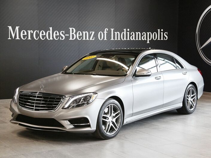 2017 Mercedes-Benz S-Class S 550 4MATIC® Indianapolis IN