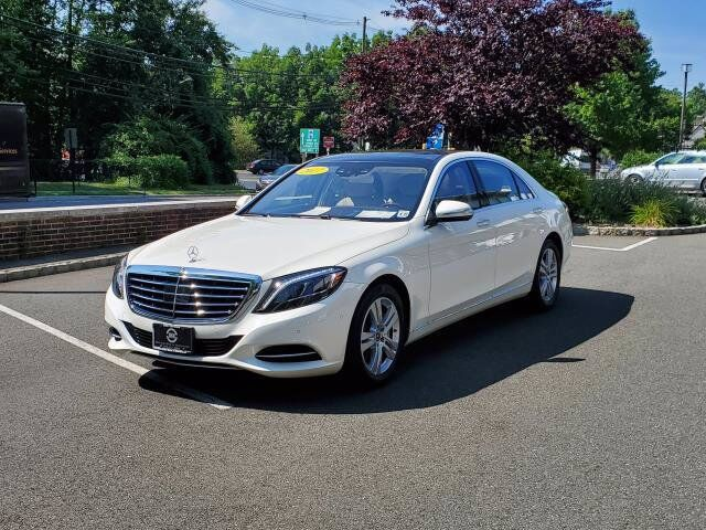 2017 Mercedes-Benz S-Class S 550 4MATIC® Morristown NJ