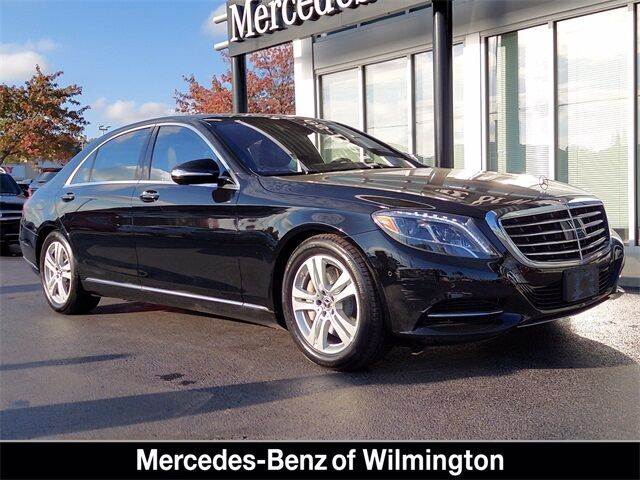 2017 Mercedes-Benz S-Class S 550 4MATIC® Wilmington DE