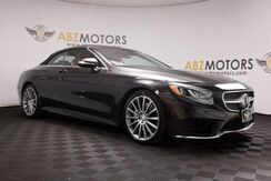 2017_Mercedes-Benz_S-Class_S 550 AMG,A/C Seats,Blind Spot,360Cam,HUD,Designo_ Houston TX