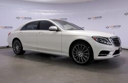 2017_Mercedes-Benz_S-Class_S 550 AMG,Pano Roof,360Camera,Ac/Heated Seats_ Houston TX