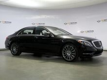 2017_Mercedes-Benz_S-Class_S 550 AMG,Pano,Blind Spot,Nav,360Camera,AC Seats_ Houston TX