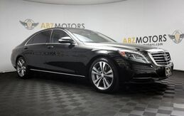 2017_Mercedes-Benz_S-Class_S 550 Blind Spot,Pano Roof,HUD,360Cam,AC Seats_ Houston TX