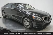 Mercedes-Benz S-Class S 550 DISTRONIC+,AMG SPORT,DRVR ASST,20IN AMG WLS 2017