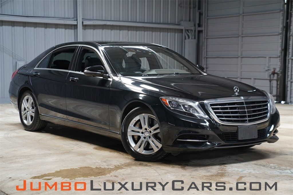 2017 Mercedes-Benz S-Class S 550 Hollywood FL