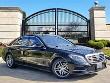 2017_Mercedes-Benz_S-Class_S 550_ Houston TX