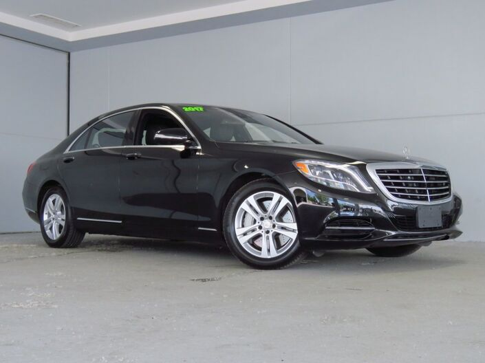 2017 Mercedes-Benz S-Class S 550 Kansas City KS