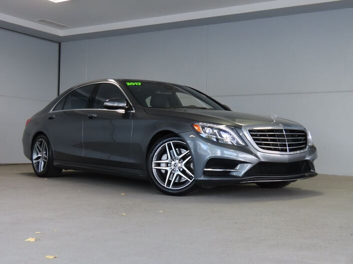 2017 Mercedes-Benz S-Class S 550 Merriam KS