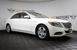 2017_Mercedes-Benz_S-Class_S 550 Pano Roof,Navigation,Camera,Rear Shades_ Houston TX