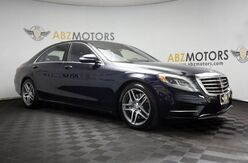 2017_Mercedes-Benz_S-Class_S 550 Sport AMG,Pano,Blind Spot,360Camera_ Houston TX