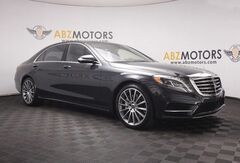 2017_Mercedes-Benz_S-Class_S 550 Sport AMG,Panoramic Roof,HUD,360 Camera,Navigation_ Houston TX
