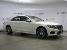 2017_Mercedes-Benz_S-Class_S 550 Sport Package,Pano,360 Cam,Keyless Go_ Houston TX