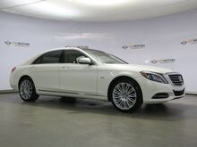 2017_Mercedes-Benz_S-Class_S 550e Distronic,Blind Spot,Pano Roof,Rear Shades_ Houston TX