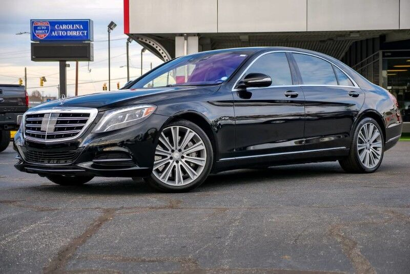 2017 Mercedes-Benz S-Class S 600 w/ Hot Stone Massage-Front Heated & Vented Seats