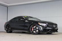 2017 Mercedes-Benz S-Class S 63 AMG®