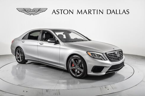 2017_Mercedes-Benz_S-Class_S 63 AMG®_ Dallas TX