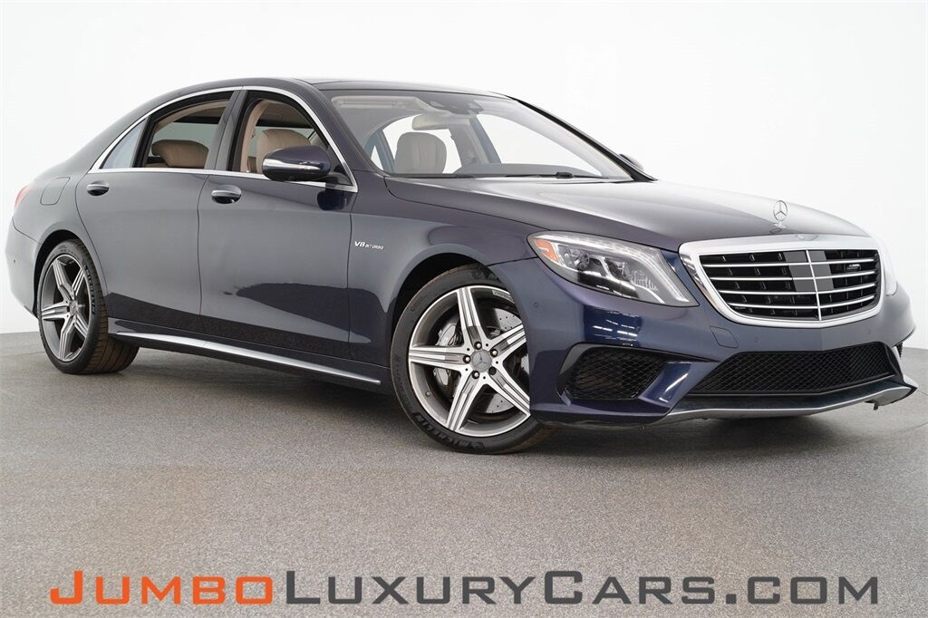 2017 Mercedes-Benz S-Class S 63 AMG® Hollywood FL