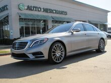 2017_Mercedes-Benz_S-Class_S550,*$153K MSRP*  Rear Seat Entertainment Pkg , Burmester High-End 3D, MAGIC SKY VIEW_ Plano TX