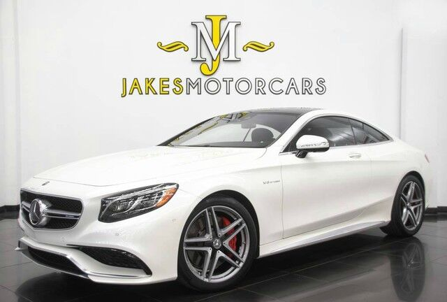 Used 2017 Mercedes Benz S Class S63 Amg Designo Coupe 175 460 Msrp