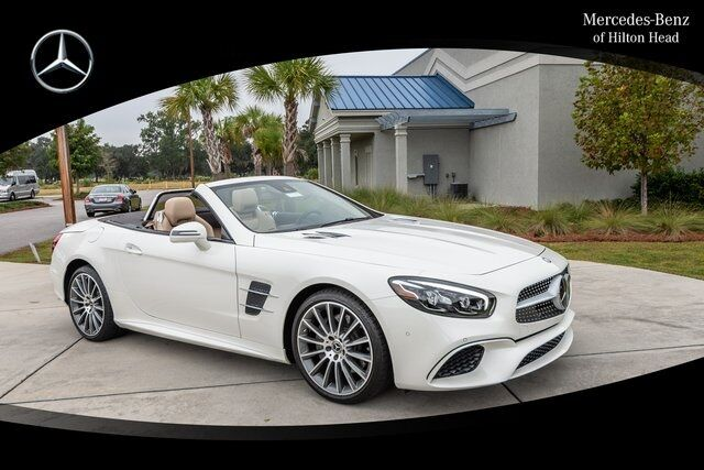 2017 Mercedes-Benz SL 450 Roadster Bluffton SC