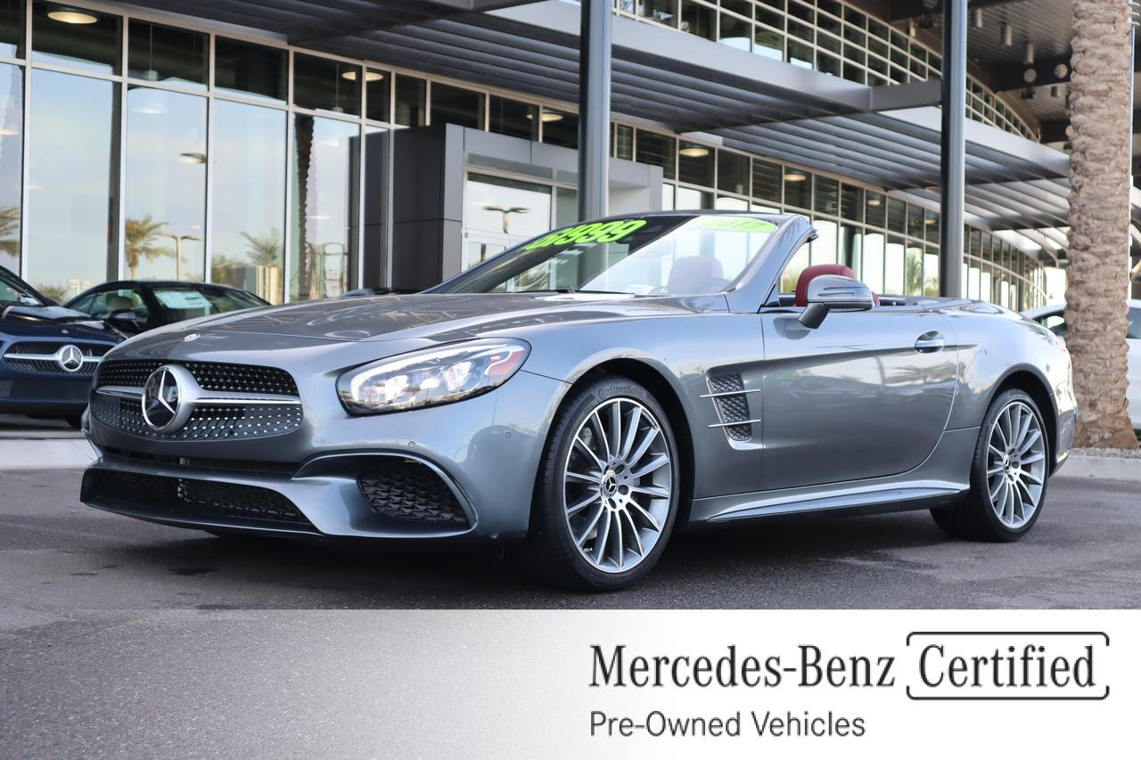 2017 Mercedes-Benz SL 450 Roadster Gilbert AZ
