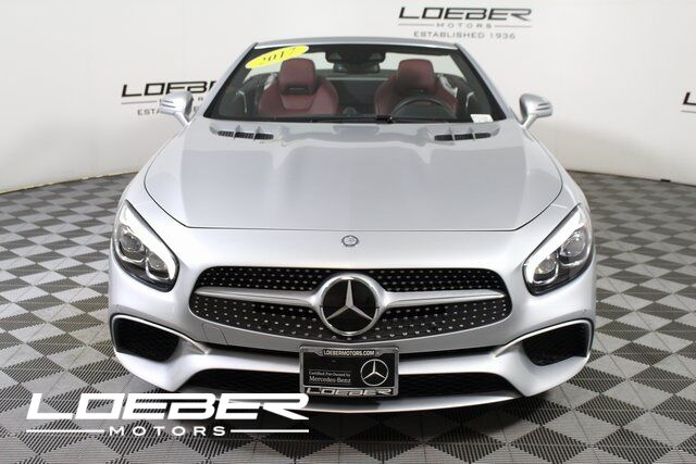 2017 Mercedes-Benz SL 550 Roadster Chicago IL