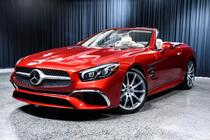 2017 Mercedes-Benz SL 550 Roadster