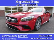 2017_Mercedes-Benz_SL-Class_AMG® 63 Roadster_ Greenland NH