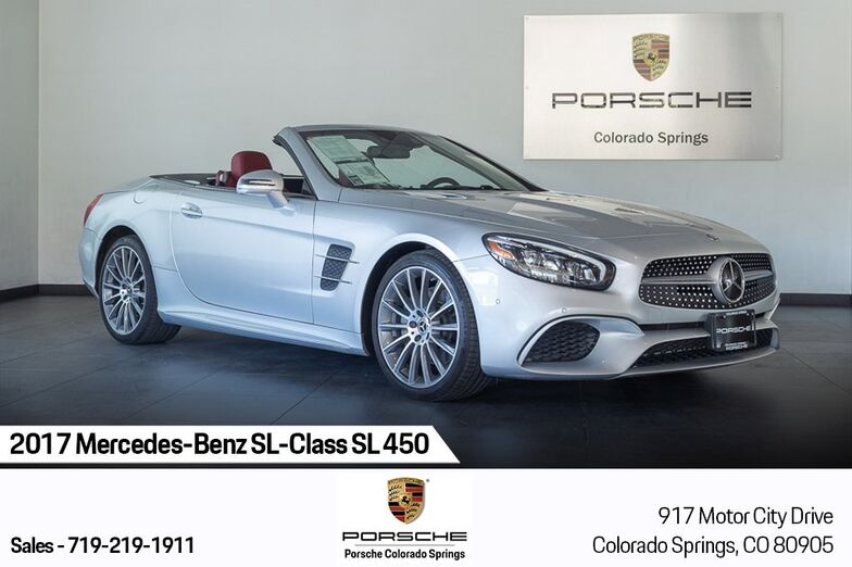 2017 Mercedes-Benz SL-Class SL 450 Colorado Springs CO