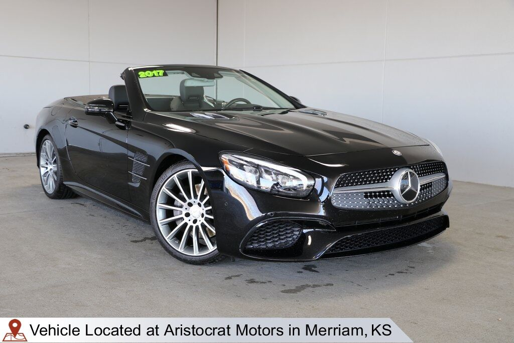 2017 Mercedes-Benz SL-Class SL 450 Merriam KS