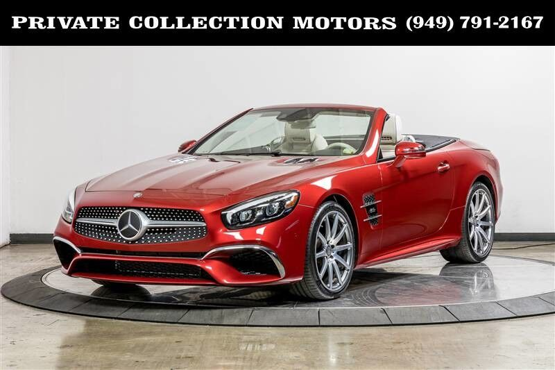 2017_Mercedes-Benz_SL-Class_SL 550 Designo Edition $121,585 MSRP_ Costa Mesa CA