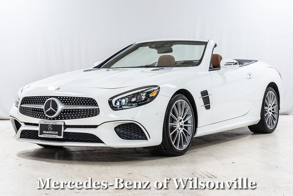 2017 Mercedes-Benz SL-Class SL 550 Roadster Wilsonville OR